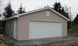 24×24 Garage